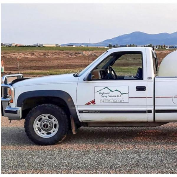 Highland Spray Service LLC