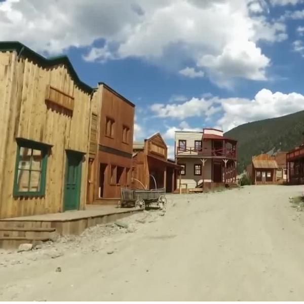 Montana Bunkhouse, The