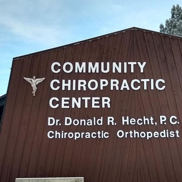 Community Chiropractic Center/ Dr Donald Hecht
